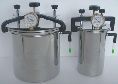 Stainless Steel Anaerobic Jar